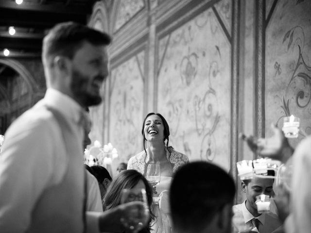 Il matrimonio di Alessandro e Chiara a Santo Stefano Ticino, Milano 118
