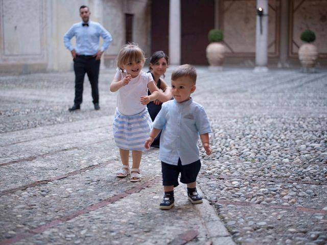 Il matrimonio di Alessandro e Chiara a Santo Stefano Ticino, Milano 119