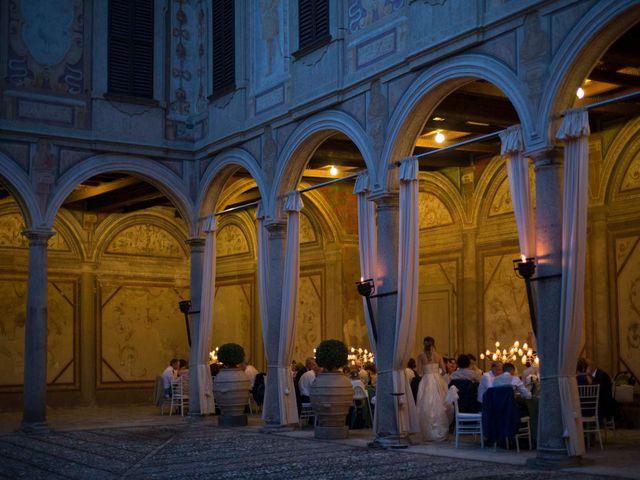 Il matrimonio di Alessandro e Chiara a Santo Stefano Ticino, Milano 120