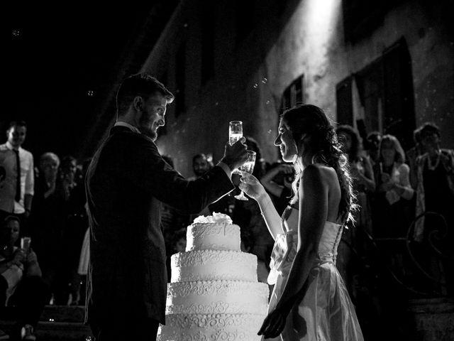 Il matrimonio di Alessandro e Chiara a Santo Stefano Ticino, Milano 124