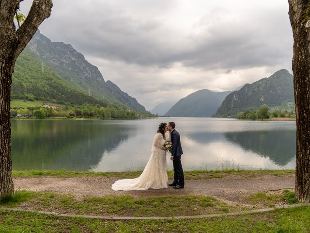 Le nozze di Emma e Davide