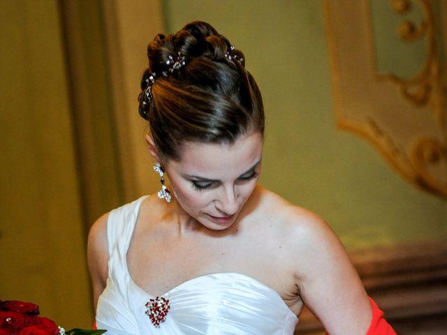 Il matrimonio di Giambattista e Sabrina a Trescore Balneario, Bergamo 4