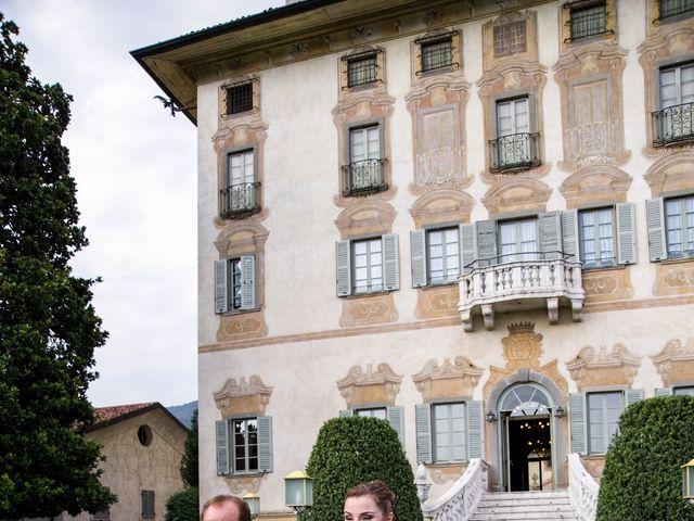 Il matrimonio di Giambattista e Sabrina a Trescore Balneario, Bergamo 6