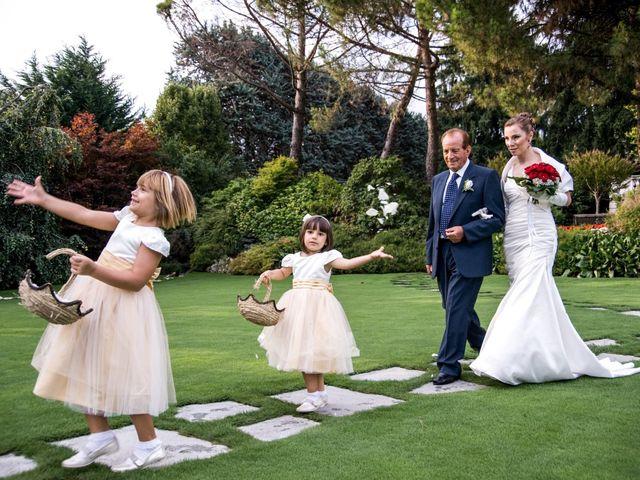 Il matrimonio di Giambattista e Sabrina a Trescore Balneario, Bergamo 7