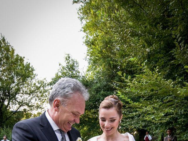 Il matrimonio di Giambattista e Sabrina a Trescore Balneario, Bergamo 9