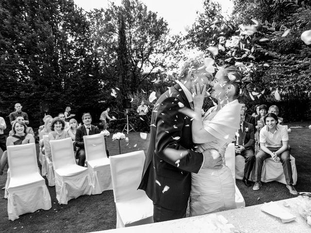 Il matrimonio di Giambattista e Sabrina a Trescore Balneario, Bergamo 10