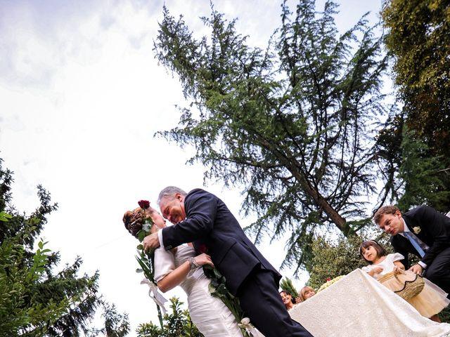 Il matrimonio di Giambattista e Sabrina a Trescore Balneario, Bergamo 13