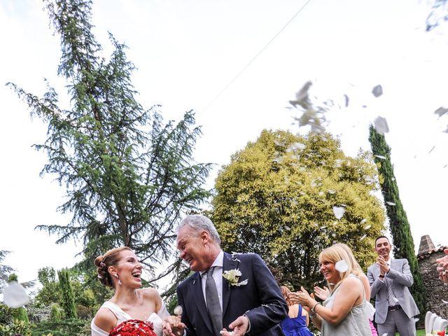 Il matrimonio di Giambattista e Sabrina a Trescore Balneario, Bergamo 14