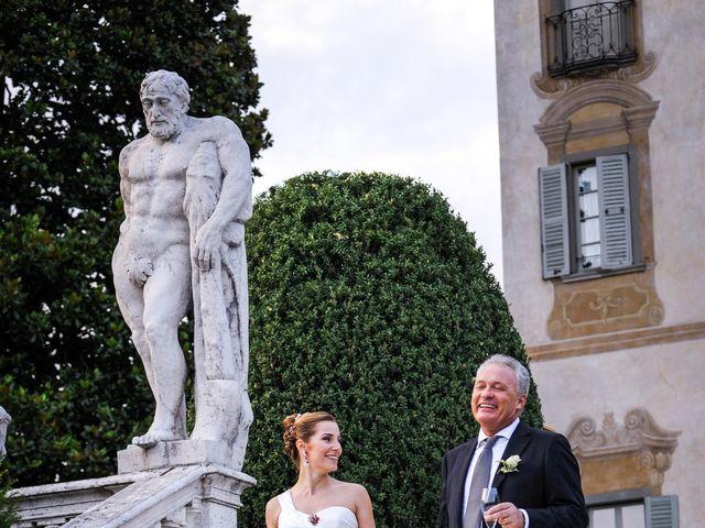 Il matrimonio di Giambattista e Sabrina a Trescore Balneario, Bergamo 18