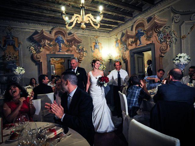 Il matrimonio di Giambattista e Sabrina a Trescore Balneario, Bergamo 22