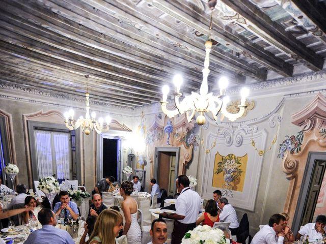 Il matrimonio di Giambattista e Sabrina a Trescore Balneario, Bergamo 24