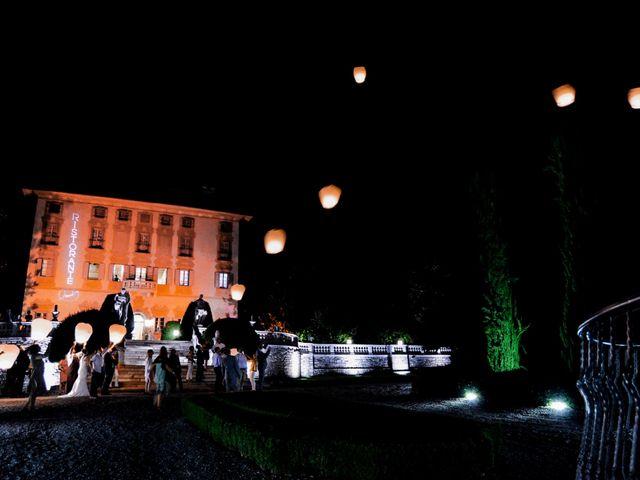 Il matrimonio di Giambattista e Sabrina a Trescore Balneario, Bergamo 26