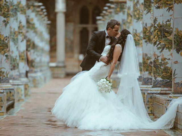 Le nozze di Giusy e Francesco
