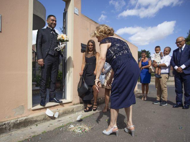 Il matrimonio di Efisio e Claudia a Selargius, Cagliari 16
