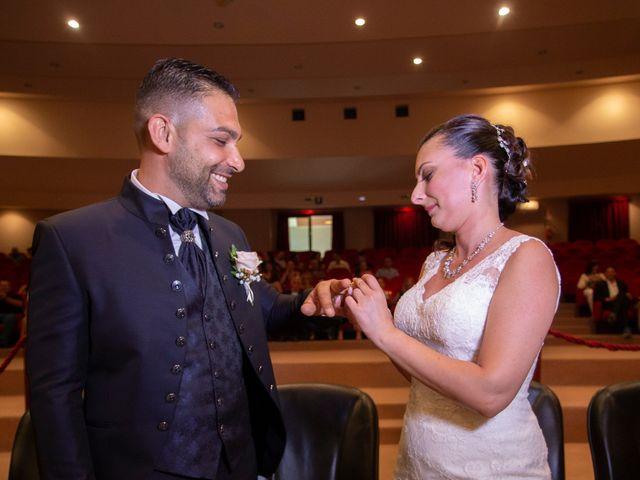 Il matrimonio di Efisio e Claudia a Selargius, Cagliari 27