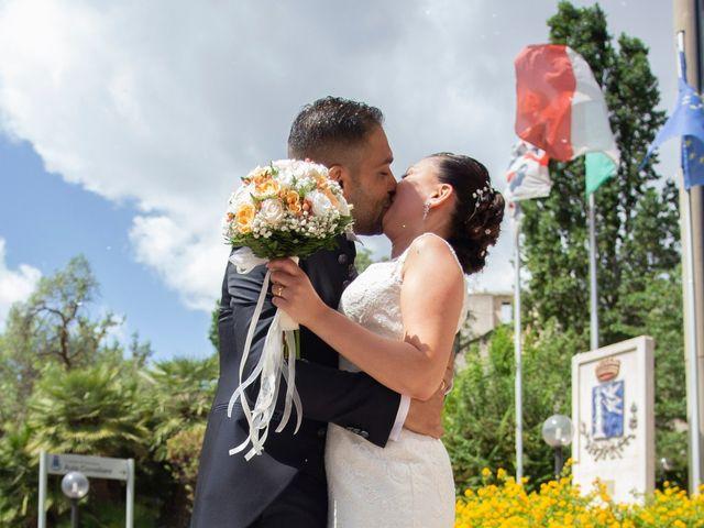 Il matrimonio di Efisio e Claudia a Selargius, Cagliari 29