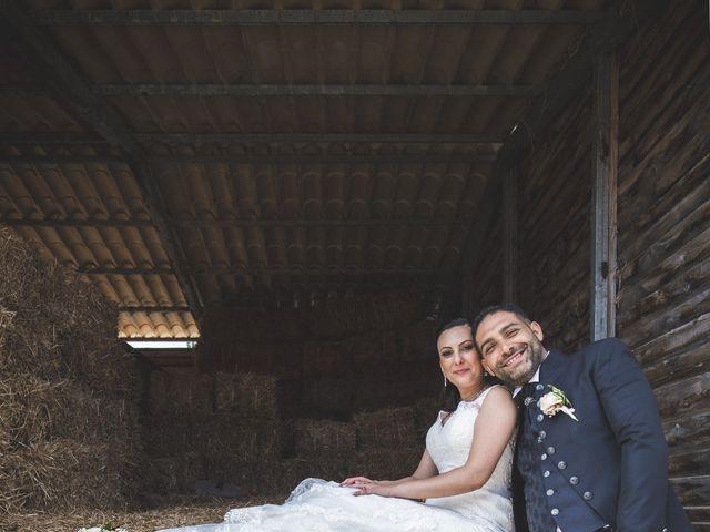 Il matrimonio di Efisio e Claudia a Selargius, Cagliari 1