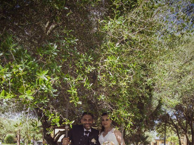 Il matrimonio di Efisio e Claudia a Selargius, Cagliari 42