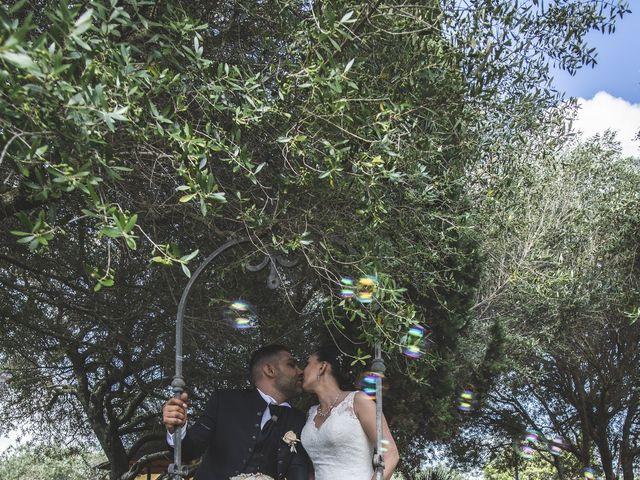 Il matrimonio di Efisio e Claudia a Selargius, Cagliari 43