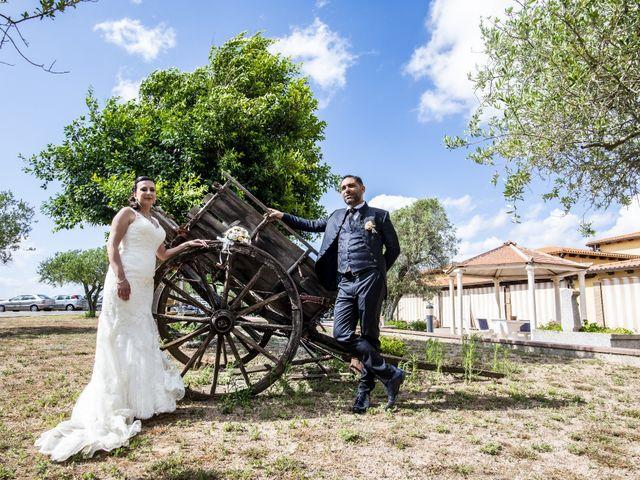 Il matrimonio di Efisio e Claudia a Selargius, Cagliari 44