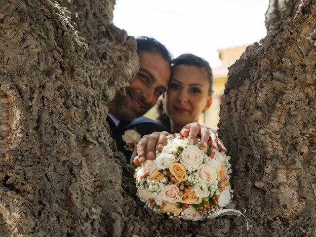 Il matrimonio di Efisio e Claudia a Selargius, Cagliari 49