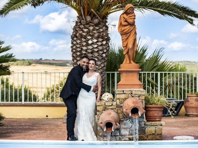Il matrimonio di Efisio e Claudia a Selargius, Cagliari 53