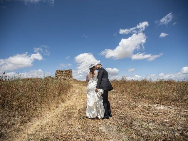 Il matrimonio di Efisio e Claudia a Selargius, Cagliari 55