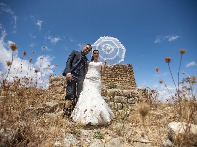Il matrimonio di Efisio e Claudia a Selargius, Cagliari 56