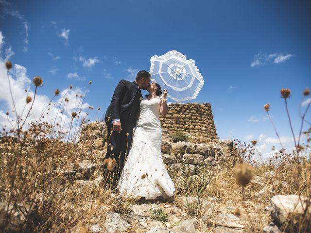 Il matrimonio di Efisio e Claudia a Selargius, Cagliari 57