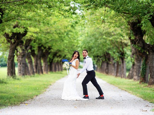 Le nozze di Marwa e Rolando