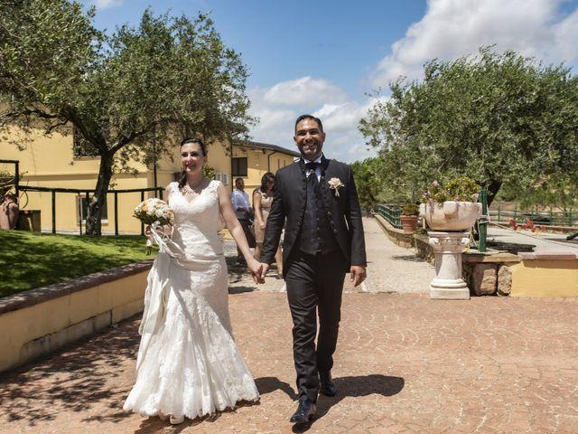 Il matrimonio di Efisio e Claudia a Selargius, Cagliari 60