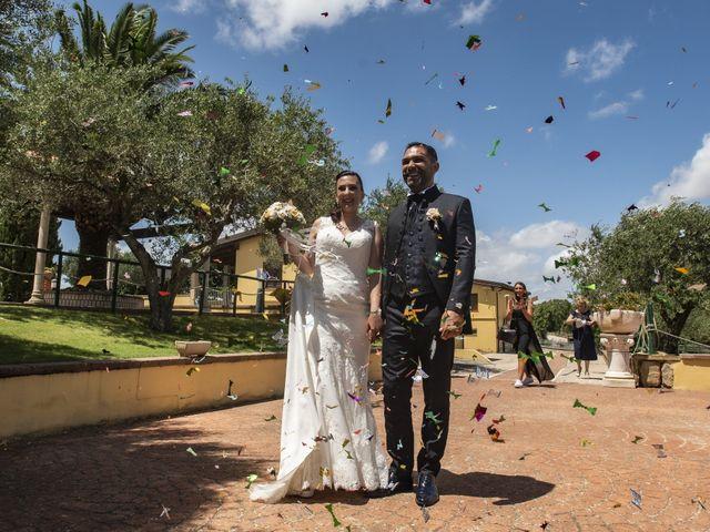 Il matrimonio di Efisio e Claudia a Selargius, Cagliari 61