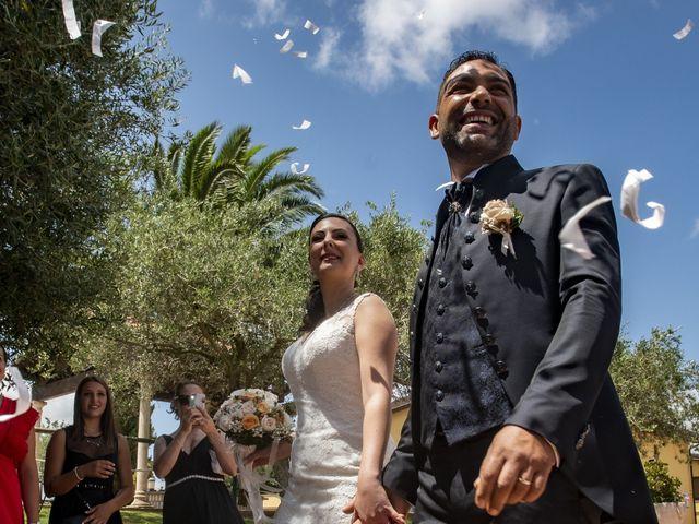 Il matrimonio di Efisio e Claudia a Selargius, Cagliari 62