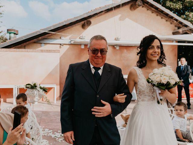 Il matrimonio di Marco e Laura a Buriasco, Torino 14