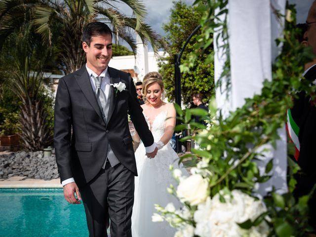 Il matrimonio di Andrea e Cristina a Terracina, Latina 21