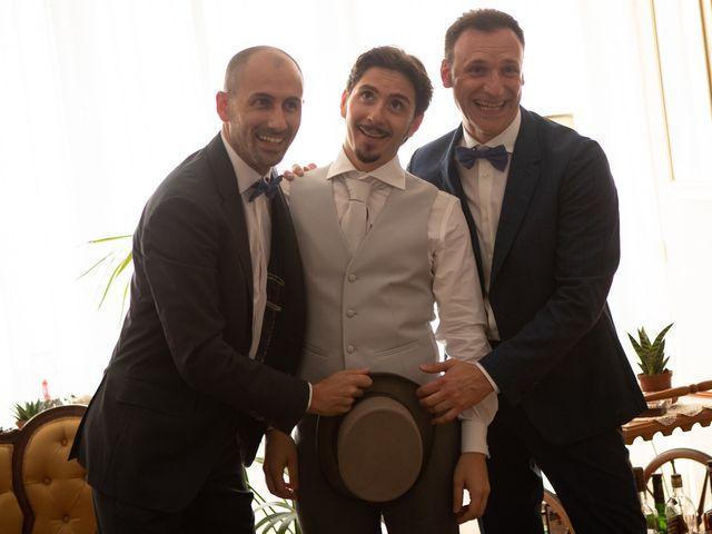 Il matrimonio di Antonio e Serena a Reggio di Calabria, Reggio Calabria 8
