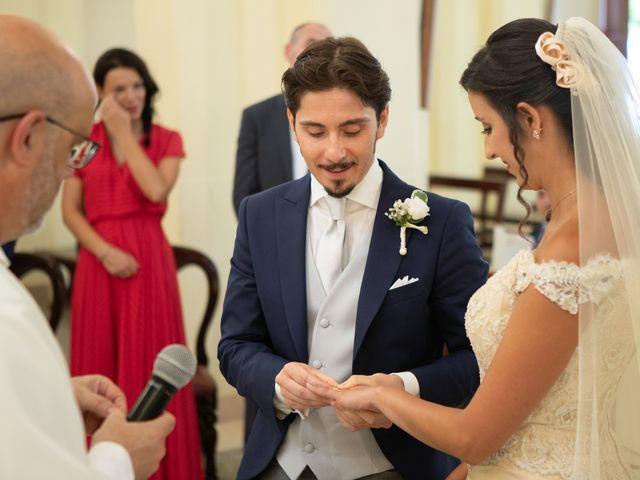 Il matrimonio di Antonio e Serena a Reggio di Calabria, Reggio Calabria 25