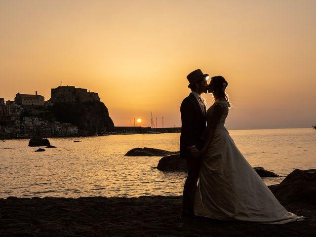 Il matrimonio di Antonio e Serena a Reggio di Calabria, Reggio Calabria 34