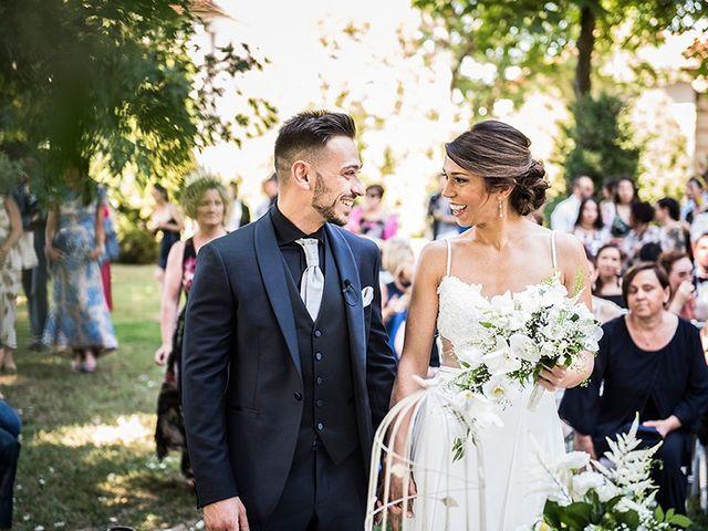 Il matrimonio di Danilo e Erica a Cherasco, Cuneo 14