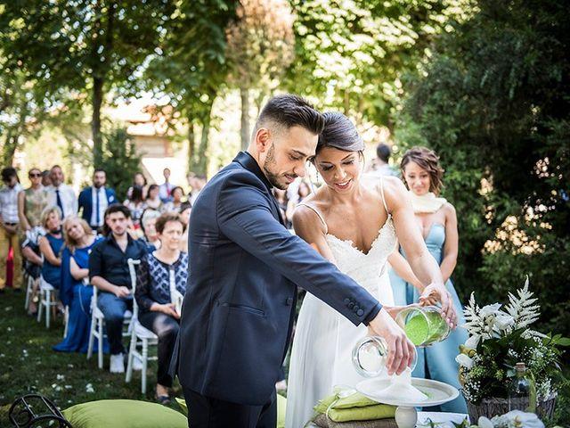 Il matrimonio di Danilo e Erica a Cherasco, Cuneo 15