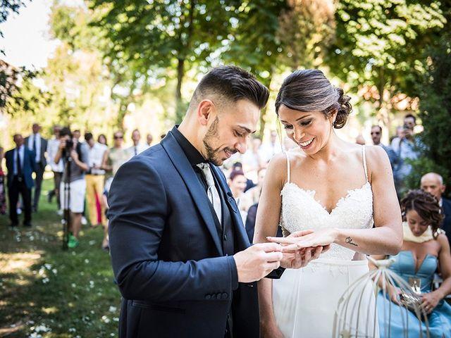 Il matrimonio di Danilo e Erica a Cherasco, Cuneo 17