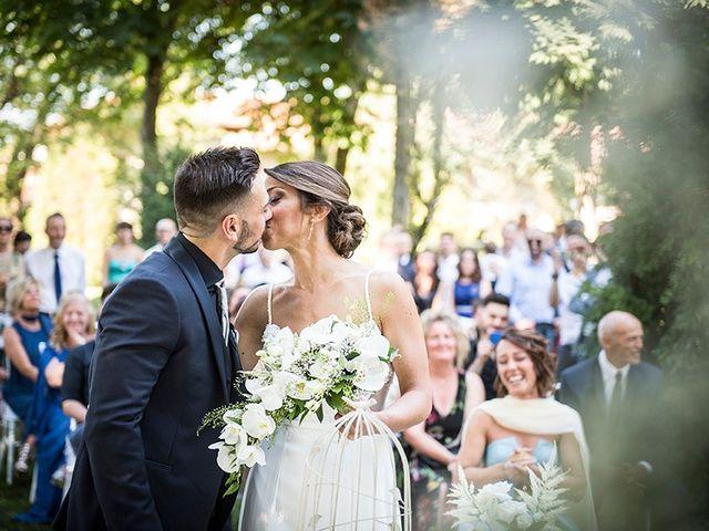 Il matrimonio di Danilo e Erica a Cherasco, Cuneo 20