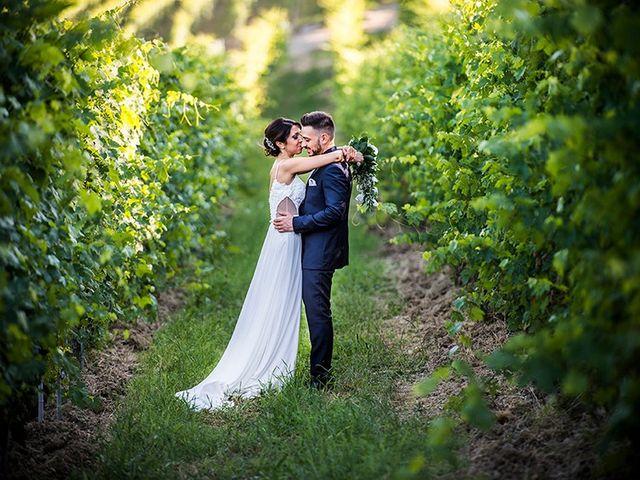 Il matrimonio di Danilo e Erica a Cherasco, Cuneo 21