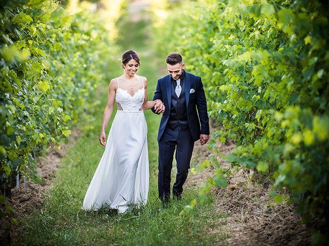 Il matrimonio di Danilo e Erica a Cherasco, Cuneo 27