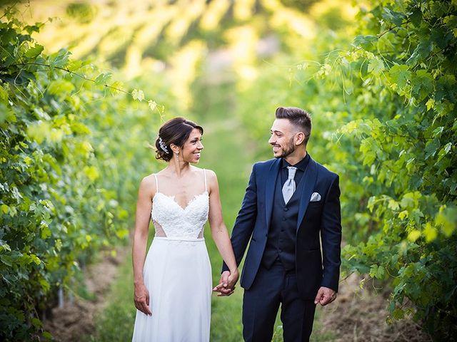 Il matrimonio di Danilo e Erica a Cherasco, Cuneo 28
