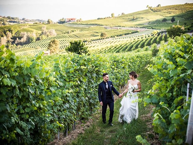 Il matrimonio di Danilo e Erica a Cherasco, Cuneo 29