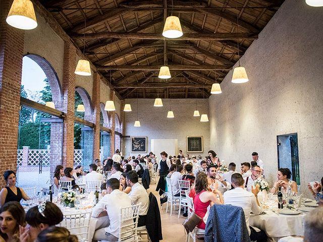 Il matrimonio di Danilo e Erica a Cherasco, Cuneo 32