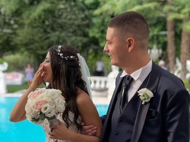 Il matrimonio di Lorenzo e Teresa a Corsico, Milano 1