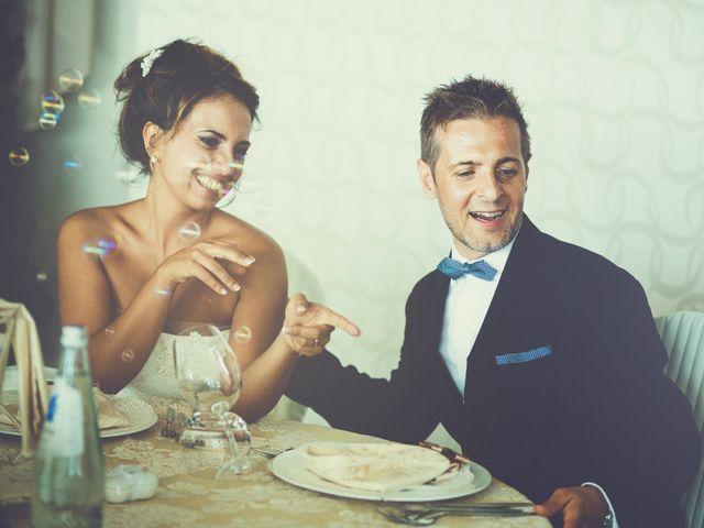 Le nozze di Lidia e Antonio