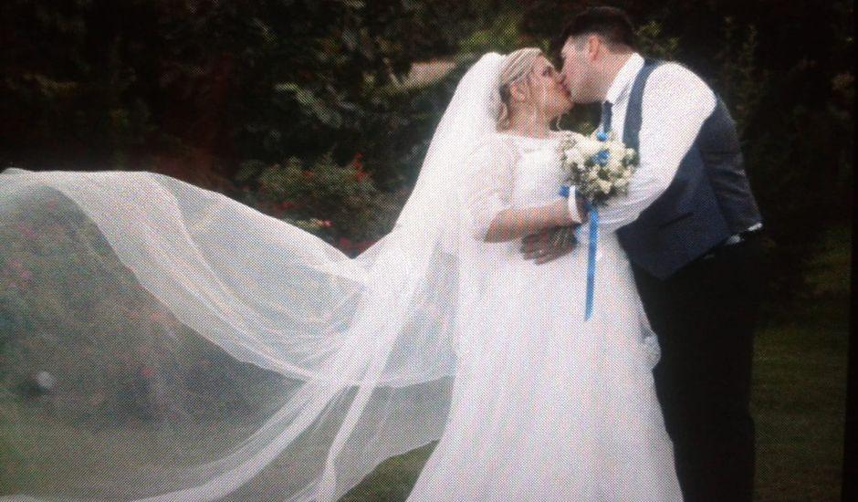 Il matrimonio di Marco e Mirella a Busto Garolfo, Milano